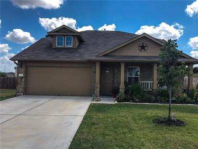 Bastrop TX Single Family Home For Sale: $245,900