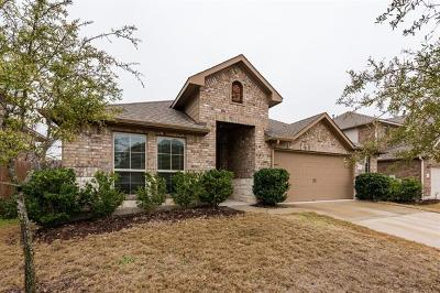Buda, Kyle Single Family Home For Sale: 2822 Garlic Creek Dr
