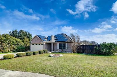 Austin Single Family Home For Sale: 1026 Cassat Cv