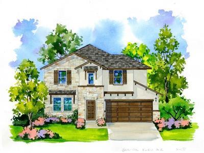 Hutto Single Family Home For Sale: 5985 Malta Drive