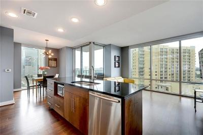 Austin Condo/Townhouse For Sale: 300 Bowie St SW #1103