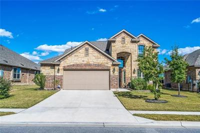 Pflugerville Single Family Home For Sale: 3112 Honey Peach Way