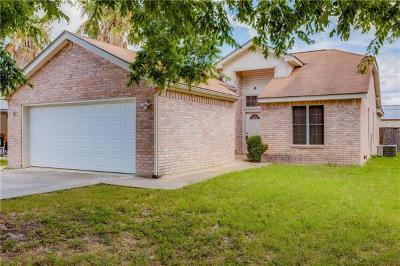 Marble Falls Single Family Home For Sale: 2103 Bluebonnet Dr