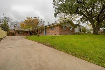 Austin Multi Family Home For Sale: 1204 Fairbanks Dr
