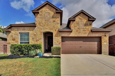 Leander Single Family Home For Sale: 4233 Trinity Woods St