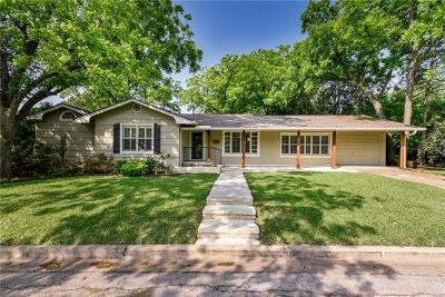 Single Family Home Pending - Taking Backups: 3810 Sycamore Dr