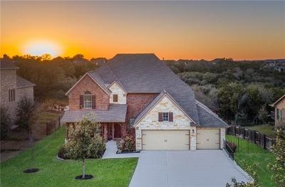 Spicewood Single Family Home For Sale: 5408 Cypress Ranch Blvd
