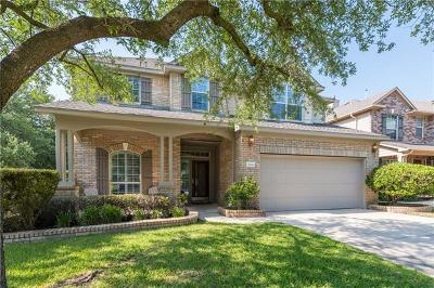 Round Rock Single Family Home For Sale: 1563 Homewood Cir