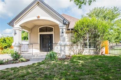 Hays County, Travis County, Williamson County Single Family Home Pending - Taking Backups: 1304 Vargas Rd