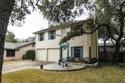 Austin Single Family Home For Sale: 10524 Bilbrook Pl