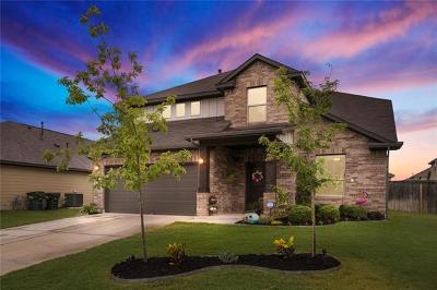 Buda Single Family Home Pending - Taking Backups: 195 Painted Desert Ln