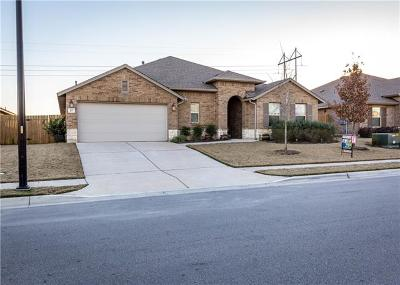 Bastrop Single Family Home For Sale: 109 Headwaters Dr