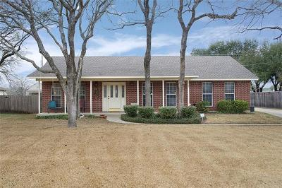 Georgetown Single Family Home For Sale: 3307 Northwest Blvd