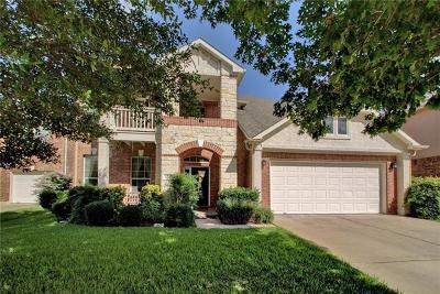 Round Rock TX Single Family Home For Sale: $385,500