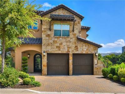 Austin Single Family Home For Sale: 4501 Westlake Dr #1