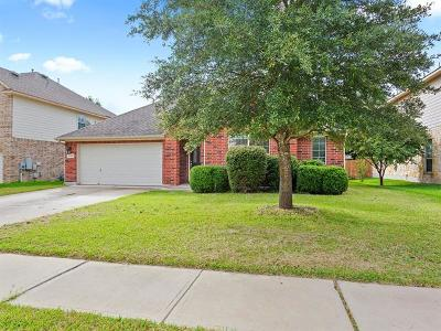 Cedar Park Single Family Home Pending - Taking Backups: 608 Hickory Run Dr