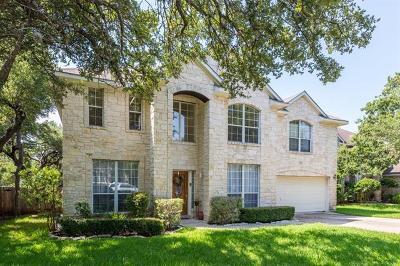 Cedar Park Single Family Home For Sale: 1512 Colby Ln