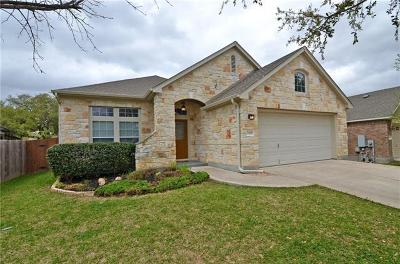 Round Rock TX Single Family Home For Sale: $300,000