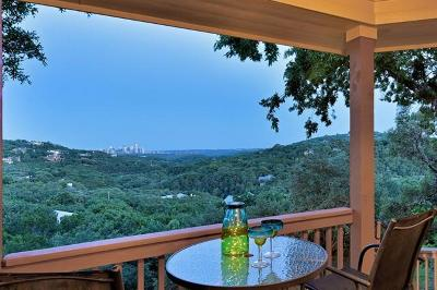 Travis County Single Family Home For Sale: 1005 The High Rd