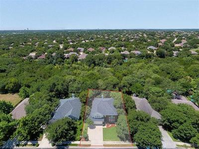 Cedar Park Single Family Home For Sale: 1007 Lone Buck Pass