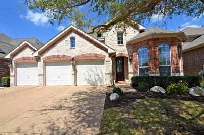 Round Rock Single Family Home Pending - Taking Backups: 2720 Plantation Dr