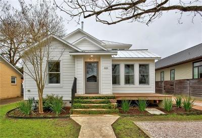 Hays County, Travis County, Williamson County Single Family Home For Sale: 1502 Garner Ave