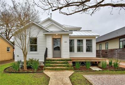 Single Family Home For Sale: 1502 Garner Ave