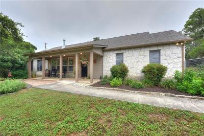 Spring Branch Single Family Home For Sale: 8010 Gainsborough Dr
