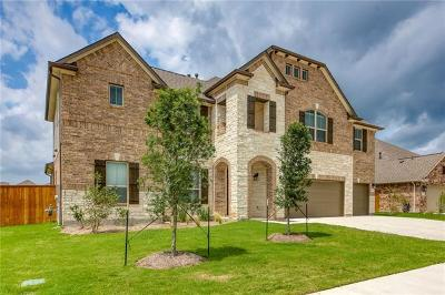 Pflugerville Single Family Home Pending - Taking Backups: 3521 Great Knot Pass