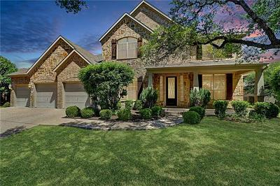 Steiner Ranch Single Family Home For Sale: 12116 Azure Shores Ct