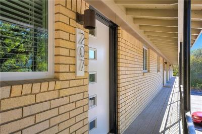 Condo/Townhouse For Sale: 1300 Newning Ave #207