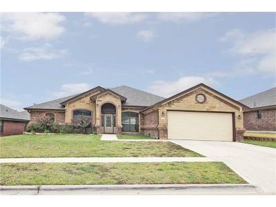 Killeen Single Family Home For Sale: 2705 Inspiration Dr