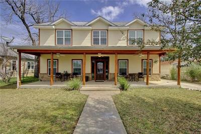 Bastrop Single Family Home For Sale: 1603 Wilson St