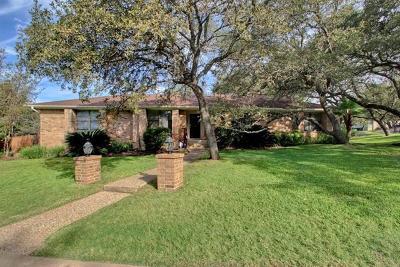 Austin Single Family Home Pending - Taking Backups: 7300 Sage Oak Trl