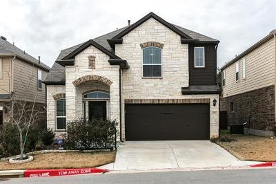 Round Rock Condo/Townhouse For Sale: 3451 Mayfield Ranch Blvd #503