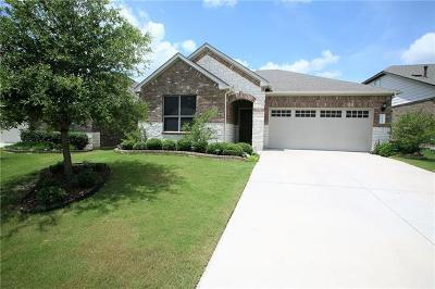 Leander Single Family Home For Sale: 2005 Mary Ella Dr