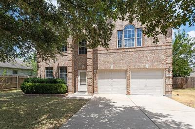 Pflugerville Single Family Home For Sale: 1228 Bunratty Cir