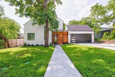 Austin Single Family Home Pending - Taking Backups: 2705 Oak Crest Ave