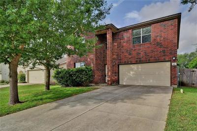 Leander Single Family Home For Sale: 307 Ran Rd