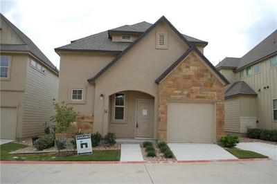 Travis County Single Family Home For Sale: 13501 Metric Blvd #16