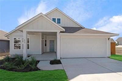 Liberty Hill Single Family Home For Sale: 617 Goldenwave Way