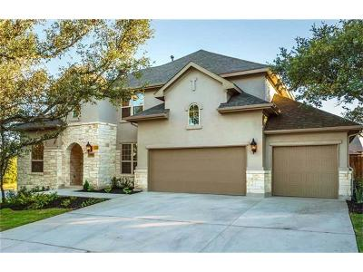 Austin Single Family Home For Sale: 1545 Cool Spring