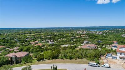 Austin Residential Lots & Land For Sale: 105 Palazza Alto Dr