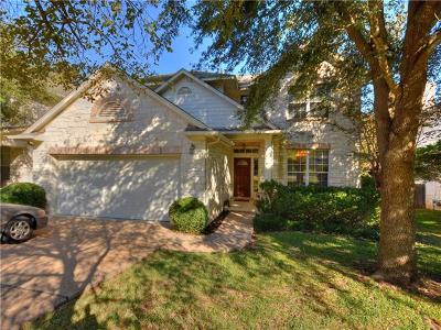 Round Rock Single Family Home For Sale: 2044 Kimbrook Dr
