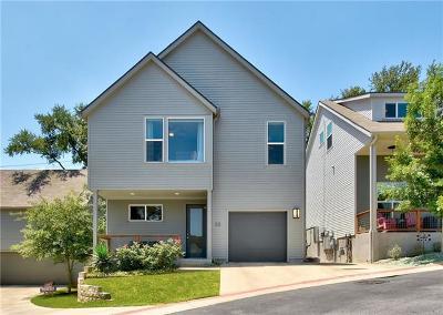 Austin Single Family Home For Sale: 3001 Del Curto Rd #22