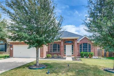 Georgetown Single Family Home For Sale: 113 Retama Dr