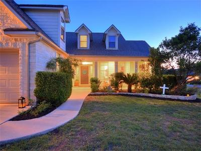 Wimberley Single Family Home For Sale: 20 Palmer Ln