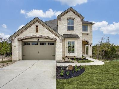 Leander Single Family Home For Sale: 1201 Deering Creek Dr