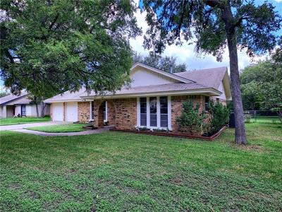 Leander Single Family Home For Sale: 404 Hernandos Loop