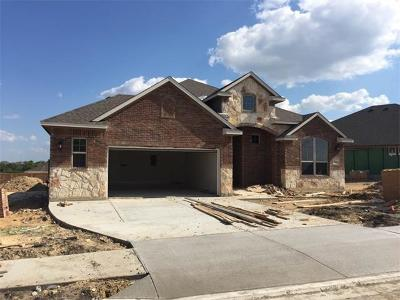 Georgetown Single Family Home Pending: 809 Breezygrass Way